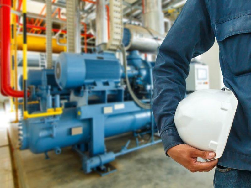 Olej w sprężarkach powietrza – za co odpowiada?