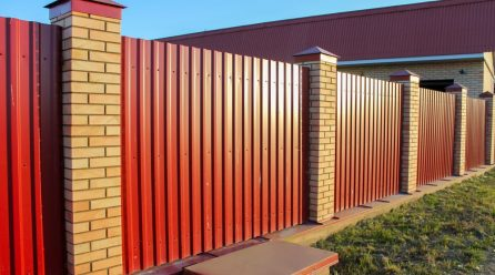 Projekt ogrodzenia panelowego – jakie elementy powinien zawierać?