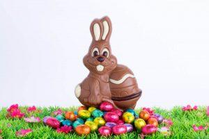 Jajka i zające z czekolady – propozycje na Wielkanoc 2021