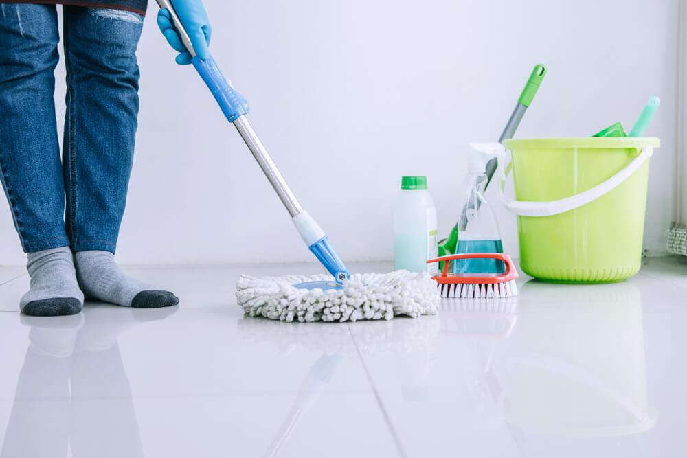 ABC czyszczenia terakoty